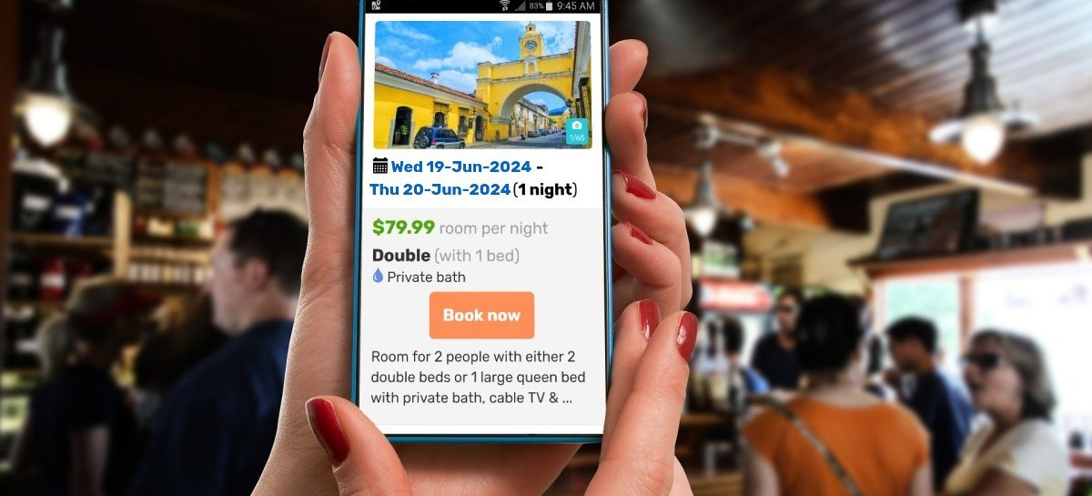 ArgentinaInstantBooking.com - Increase reservations with a fully customizable yet cheap and effective booking engine for hotels and hostels